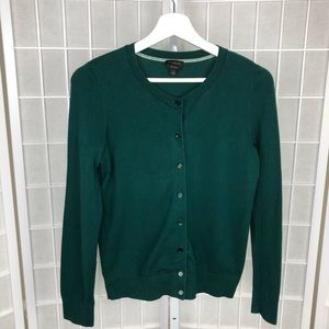 Talbots Women's Button Down Sweater